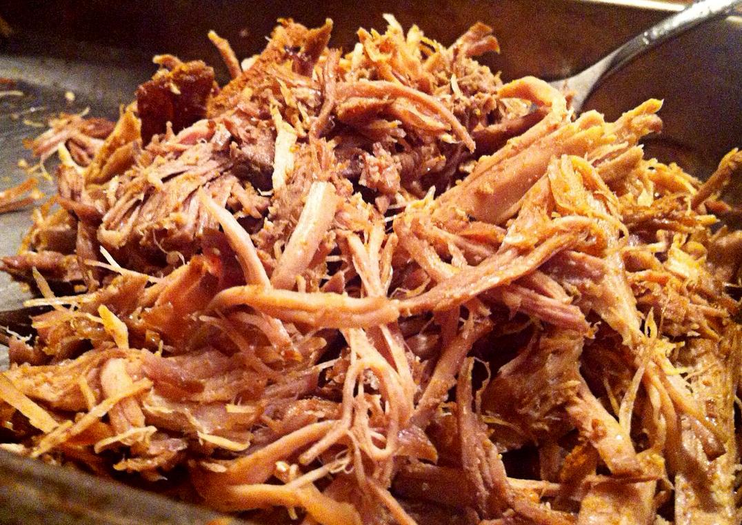 Saftig, zart und so richtig lecker - auch Pulled Pork gibt es bei uns.